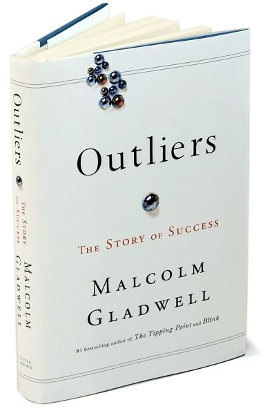 Outliers - The Story of Success by Malcom Gladwell