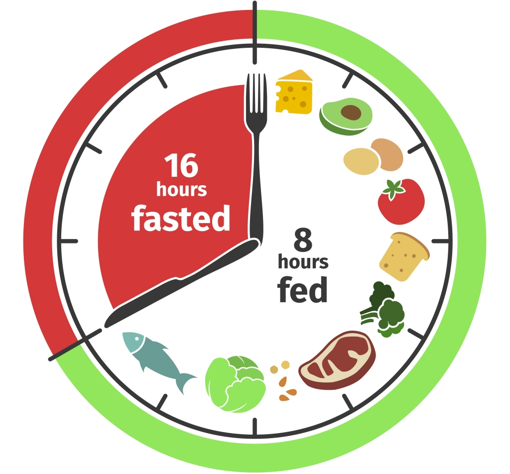 Popular Intermittent Fasting graphic